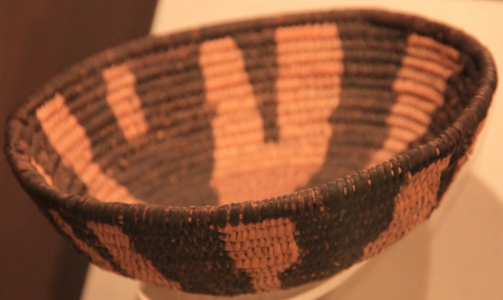 Lewis and Clark Trading Basket